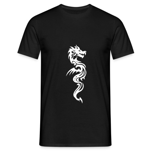 Tribale Drago - Maglietta da uomo