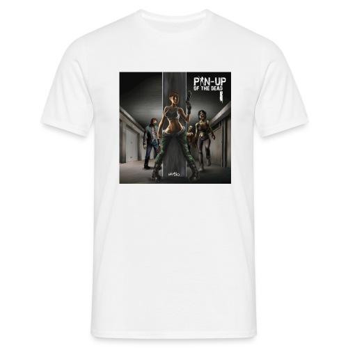 Pin-up of the dead  - T-shirt Homme