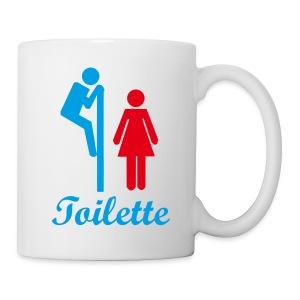 Toilette - Tasse