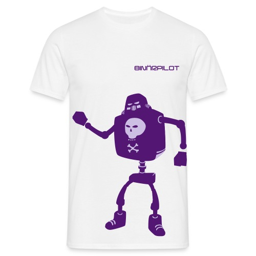 Retrobot Alternate - Men's T-Shirt
