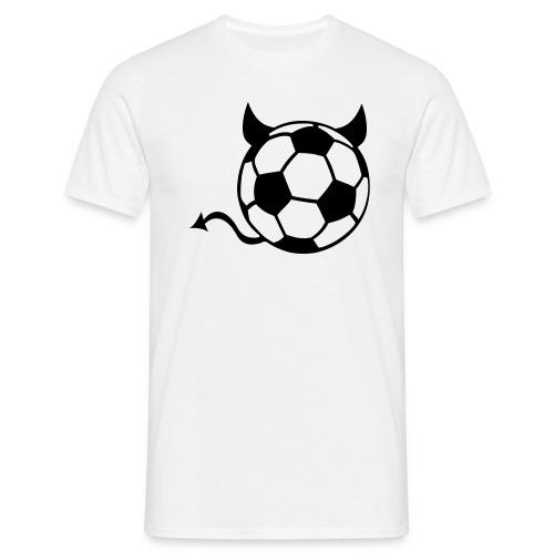 fußbal  - Männer T-Shirt
