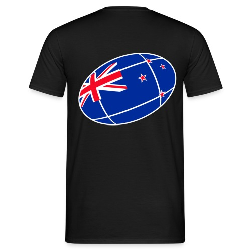 new realand rugby t-shirt  - T-shirt Homme