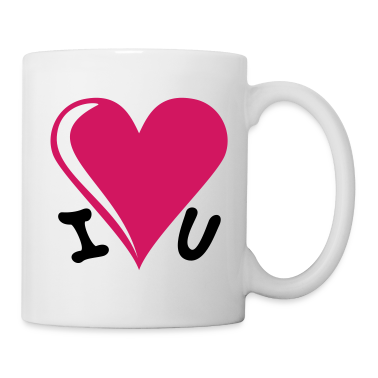 I Love You Mugs