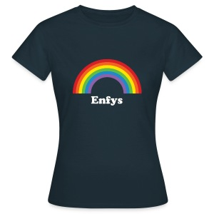 Crys T Enfys - Women's T-Shirt