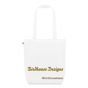 Birdhouse Bag - EarthPositive Tote Bag