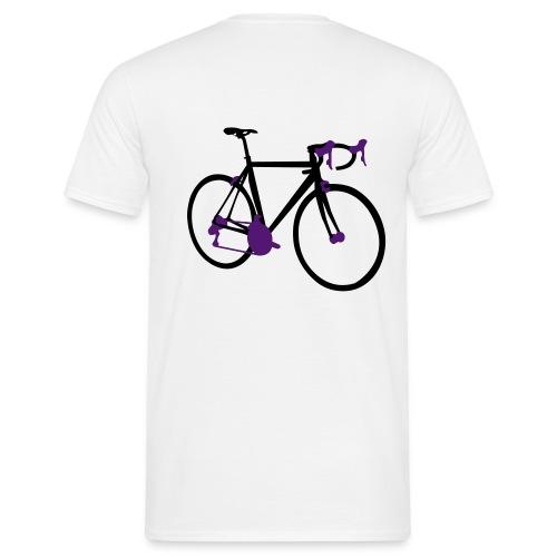 Rennrad - Männer T-Shirt