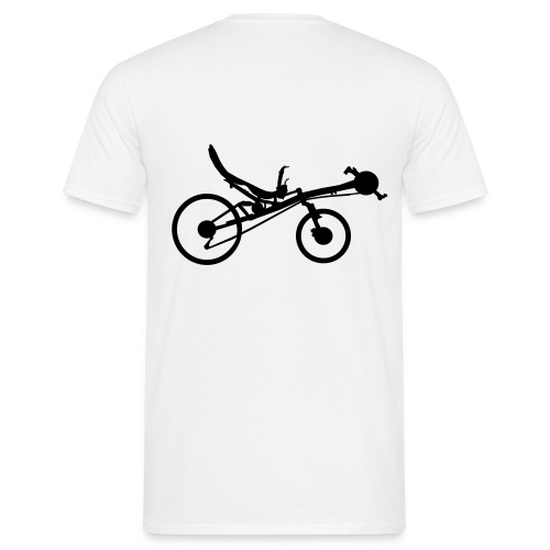 Liege Rad - Männer T-Shirt