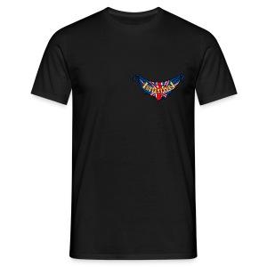 Initiative 1 Podcast Official Mens Tee - Men's T-Shirt