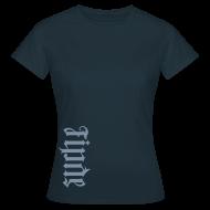 T-Shirts ~ Frauen T-Shirt ~ Suche / Finde