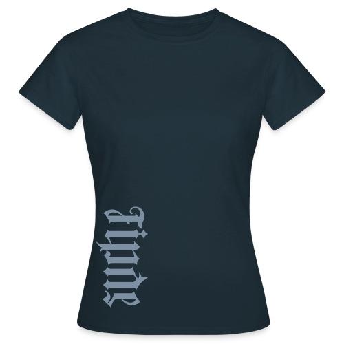 Suche / Finde - Frauen T-Shirt