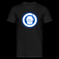 Tee shirts ~ Tee shirt Homme ~ Logo Bleu