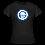 Tee shirts ~ Tee shirt Femme ~ Logo Bleu