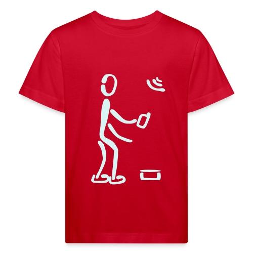 Geocaching-T-Shirt (Kinder) - Kinder Bio-T-Shirt
