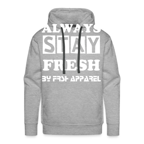 Men's Fresh Apparel Hoody - Men's Premium Hoodie