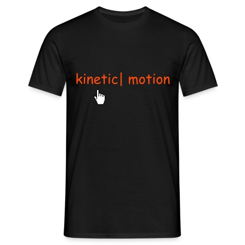 kinetic| motion T-Shirt - Männer T-Shirt
