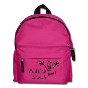 Kinder Rucksack zum Schulanfang - Kinder Rucksack