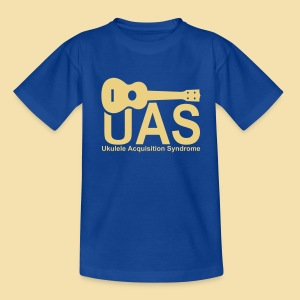 Kidshirt: UAS (Motiv: beige) - Teenager T-Shirt