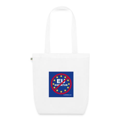 Anti EU Diktatur - Bio-Stoffbeutel