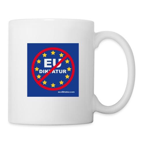 Anti EU Diktatur - Tasse