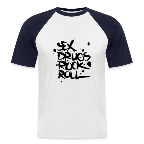 SDRR - T-shirt baseball manches courtes Homme