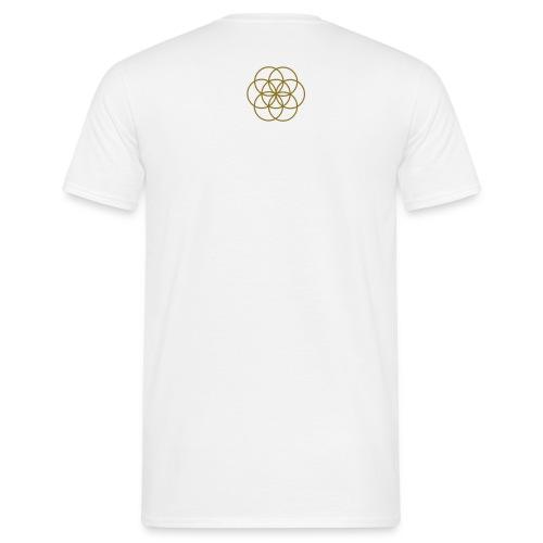 Energetic Shirt for men - gold - Männer T-Shirt