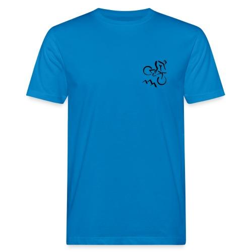T-Shirt Extrembiker - Männer Bio-T-Shirt