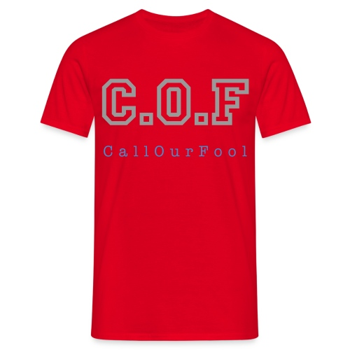 C.O.F - T-shirt Homme