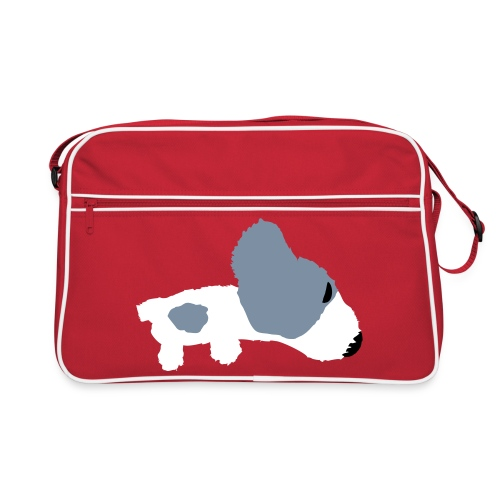 Doggie Tasche Retro - Retro Tasche