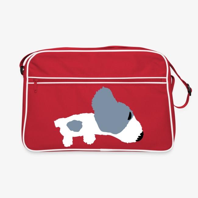 Doggie Tasche Retro