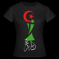 Tee shirts ~ Tee shirt Femme ~ Algérie Mondial