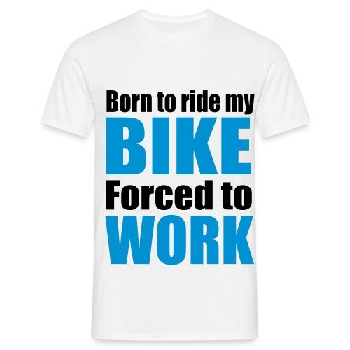 Forced - T-shirt herr