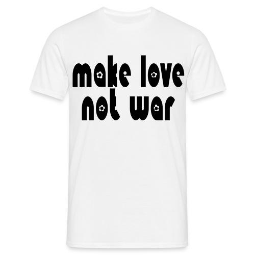 Make Love - T-shirt herr