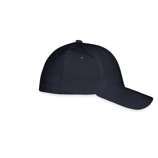 WWZ Baseball Cap Black Text
