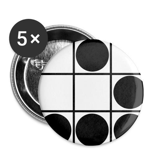 Glider-Badge (M) - Buttons medium 1.26/32 mm (5-pack)