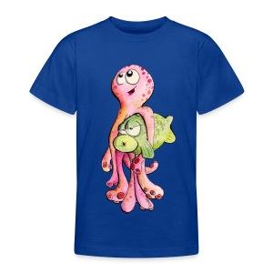 Pulpo - Teenager T-Shirt