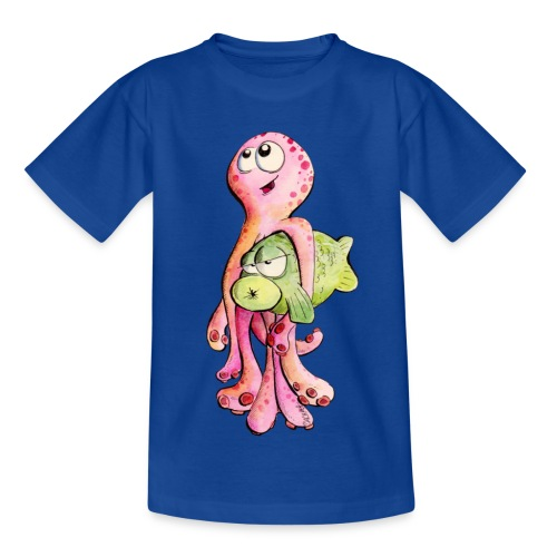 Pulpo - Teenager T-Shirt