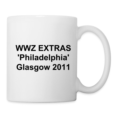 WWZ Glasgow Philly Mug - Mug
