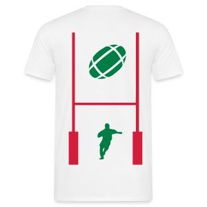 t-shirt rugby sport design - T-shirt Homme
