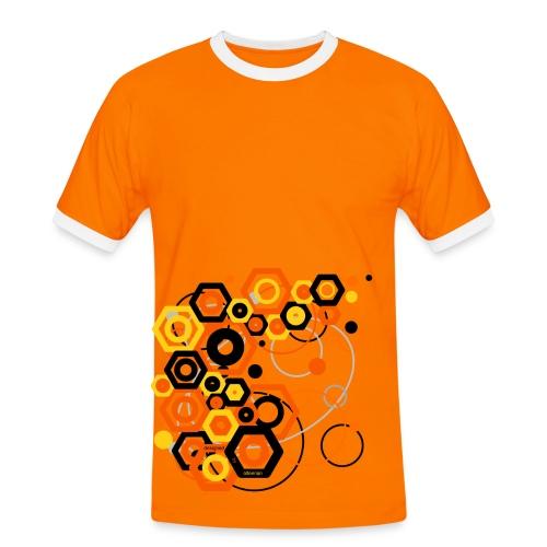 ON Vouge/ToDo-Man  ***NEU*** - Männer Kontrast-T-Shirt