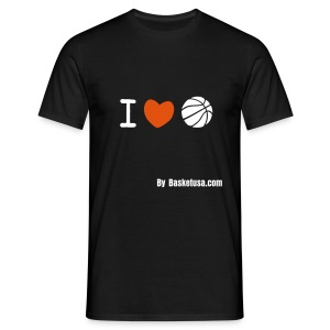 T-Shirt Man I Love BB2 - T-shirt Homme