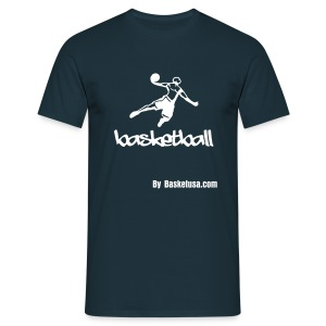 T-Shirt Man BasketBall - T-shirt Homme