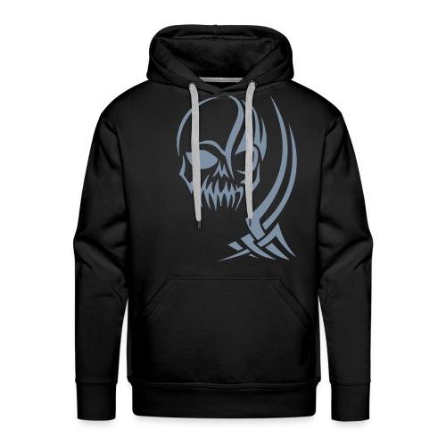 (Requested) Bleach Inspired Tribal Skull Jumper  - Men's Premium Hoodie