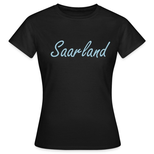 Damen Shirt Saarland - Frauen T-Shirt