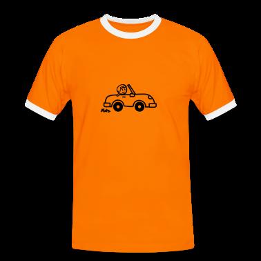 Cabrio mit Fahrer T-Shirts