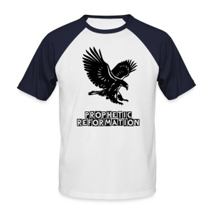 Prophetic Reformation4_Men - Männer Baseball-T-Shirt