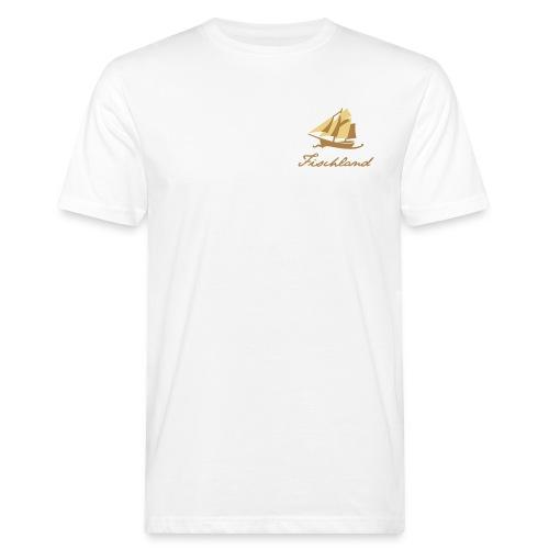 Zeesboot »Fischland«, dezent - Männer Bio-T-Shirt