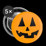 Bottoni & Spille ~ Spilla piccola 25 mm ~ Halloween