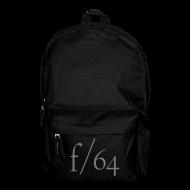 Sacs et sacs à dos ~ Sac à dos ~ Sac à dos f/64 gris/noir