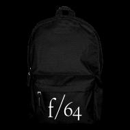 Sacs et sacs à dos ~ Sac à dos ~ Sac à dos f/64 blanc/noir