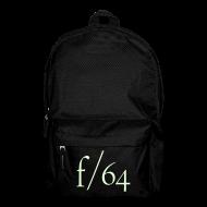 Sacs et sacs à dos ~ Sac à dos ~ Sac à dos f/64 phosphorescent/noir